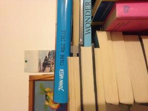 Letto e riposto in libreria...lo spazio continua a diminuire